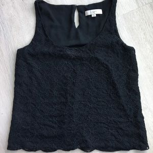 Loft Embroidered Tank